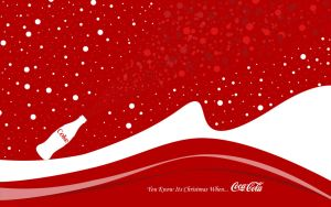 A Coca Cola Christmas by Aniallation