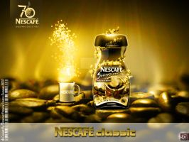nescafe classic by eltolemyonly