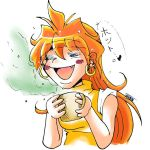Hot tea by Sabu-chan