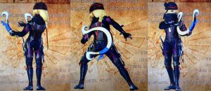 Sheik master quest costume by isaac77598