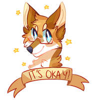 you're gonna be okay! by alfeddy