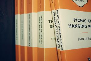 Penguin Books by laitdepomme