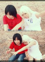 Ano Hana - Smile Jintan by HoneydewLoveCosplay