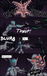 The Grafted Issue 2, Page 21 by TheChitinousTeen