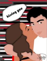 kissing you by goccie