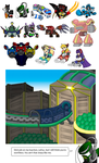 MMX9 MISC Art by leduc-gallery