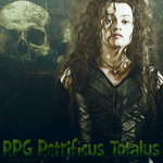 Petrificus Totalus RPG avatar by AkilajoGraphic