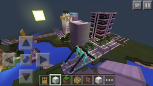 Minecraft PE Gemini City 5 by Gaming-Master