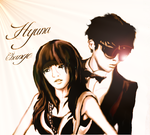Hyuna-Change by kingdinget