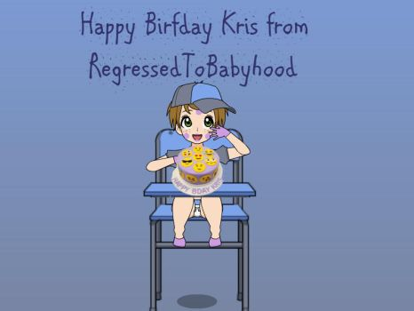 Kris's Bday ID by RegressedToBabyhood