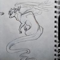 Urb the forest dragon by Jalieu