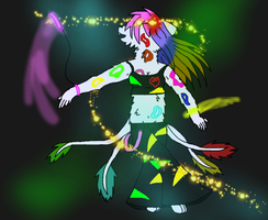 lol first try at glowey crap by starclanwarrior0909