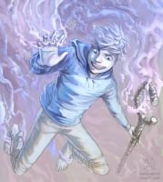 Jack Frost in the Clouds by Mad-Sniper