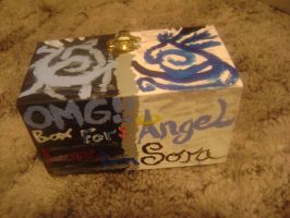 Bottom Of Angels Box by SoraTheDemon