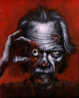 Zombie John Carpenter by billytackett