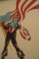 Captain America by TommyC25091986