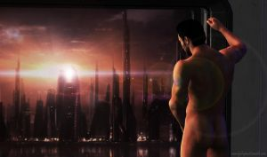 Kaidan Porn Week - Hell of a view by mandyalenko