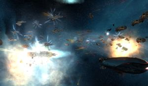 SoaSE - Space Battle by ChapterAquila92