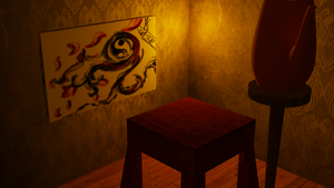 Little room of the Yin Yang Roses by Snufbat