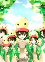 POKEMON: The Golden Army by BOMB4Y