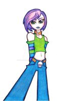 Raver Chic by Chazrael