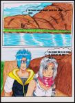 GAME OF LOVE PAGE 1 by konami25