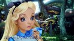 Untooning - Alice in my real world by Manidiforbice