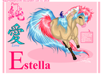 Estella Poster by TowaTheStallion45
