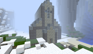 -MC- Stornway Church by FK-Central
