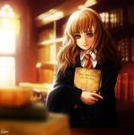 Hermione Granger by Esther-fun-world
