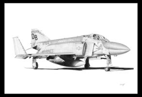 F-4S VMFA-235 V.2 by Raptorguy