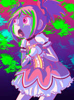 Acid Madoka by XxPonyPuffPrincessXx