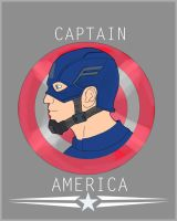 The First Avenger by tylernewcomb