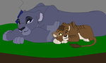 Goodnight Leafpaw by Thunderstar711