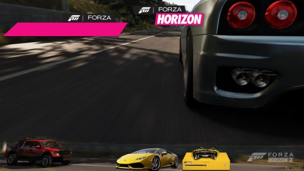Theme for Xbox one | forza horaizn2 by msk11