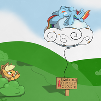 Balloon Fun RD and AJ by Ramott