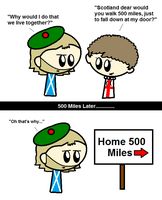 Satw 500 miles by ABtheButterfly