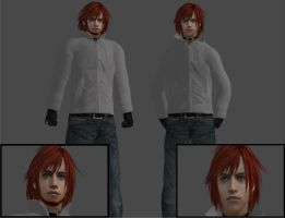 Steve Burnside Casual Coat (XNA/XPS Download) by Tazzle28b