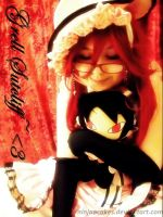 :Trap Grell Sutcliff: -devID- by NinjaaCakes