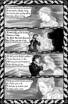 The Unquiet Grave pg 3 by tedwoodsart