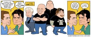 Celebrity Skinned : Pawn Stars by jonplante