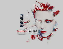 Good girl gone bad by ladyironia