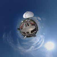 Planet Sat Com by immauss