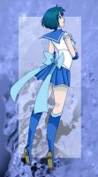 Super Sailor Mercury by lamarce