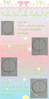 How to Draw a Female Manga Face - Part One by MissChibiChild