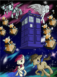 Doctor Whooves the series by autobotchari