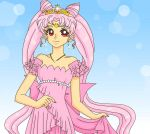 The Princess of Crystal Tokyo by Sailor-Serenity