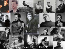 happy birthday to James Dean by unknownchick