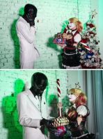 Merry Christmas and Happy New Year! In Gotham) by Lady-I-Hellsing