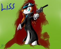 Liss Hitman by infernal69